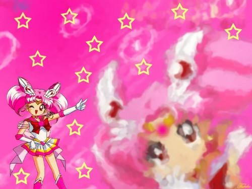 sailor moon fondo de pantalla containing a bouquet, a rose, and a rose entitled Chibiusa