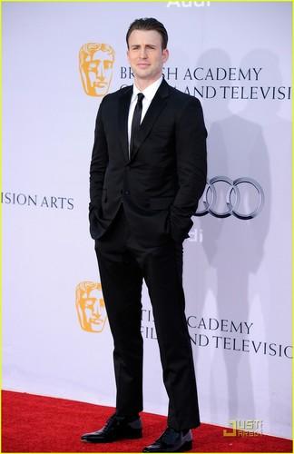 Chris Evans - BAFTA Brits to Watch Gala