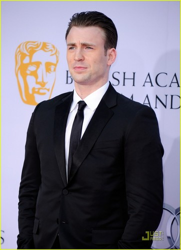 Chris Evans - BAFTA Brits to Watch Gala