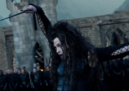 DH part 2 Death Eater pictures