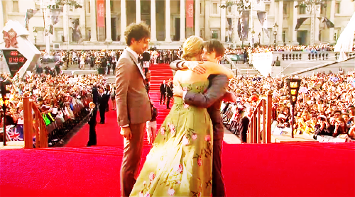 Deathly Hallows Premiere
