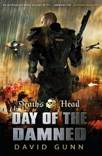 Deaths Head, 日 of the Damned