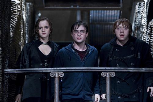 Deatly Hallows Part 2 Promotional Stills