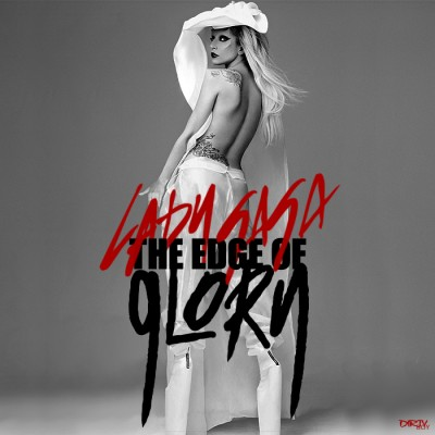 Edge of Glory Fanmade Single Covers