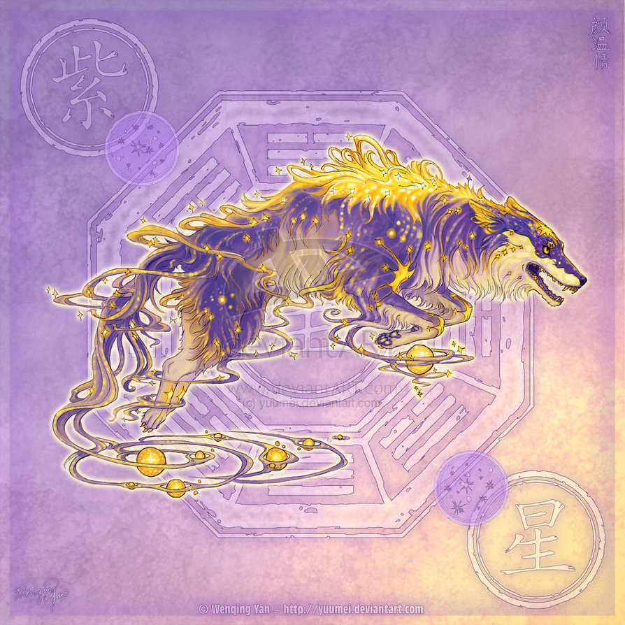 Elemental Wolves - Wolves Fan Art (23585237) - Fanpop