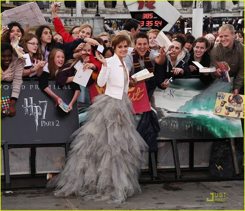 Emma Watson: 'Harry Potter' After Party!