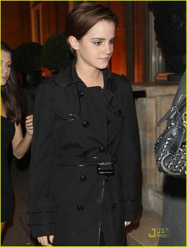 Emma Watson: 'Harry Potter is Part of My Identity'