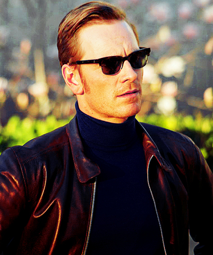X-Men: First Class wallpaper with sunglasses entitled Erik