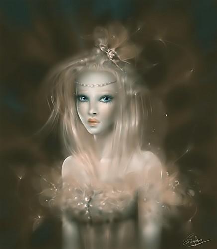 Fairies achtergrond called Fairies