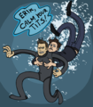 Fan Art - charles-and-erik fan art