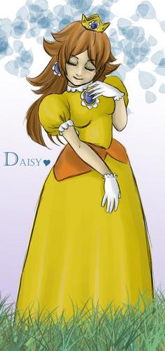 Fan Arts of Daisy :)