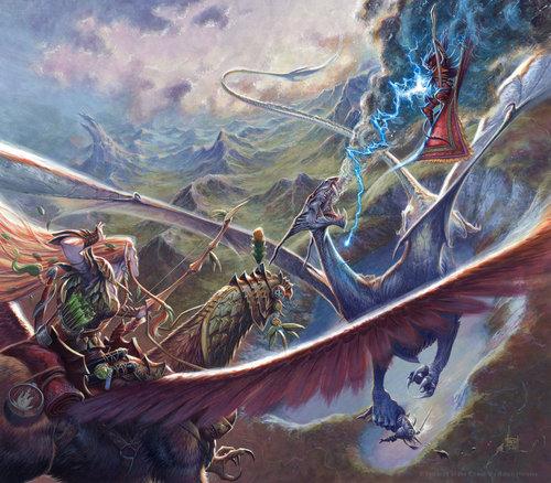 fan Arts of Dragons