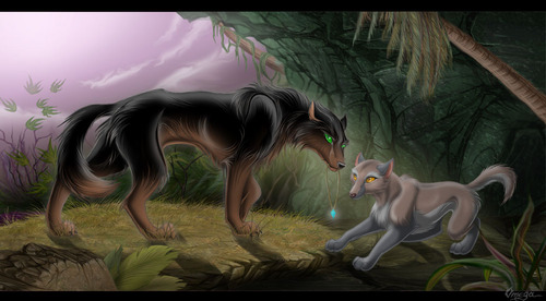 fan Arts of serigala