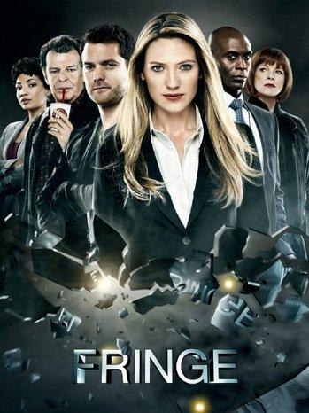 لومڑی Fringe 2011 Comic-Con Poster