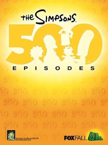 لومڑی The Simpsons 2011 Comic-Con Poster