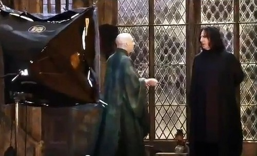 From the HP7.2 Severus Snape's Story Featurette