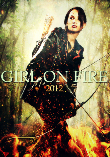 GirlOnFirePoster