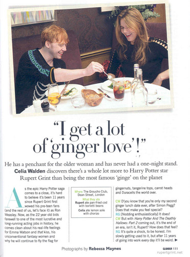 Glamour - August 2011