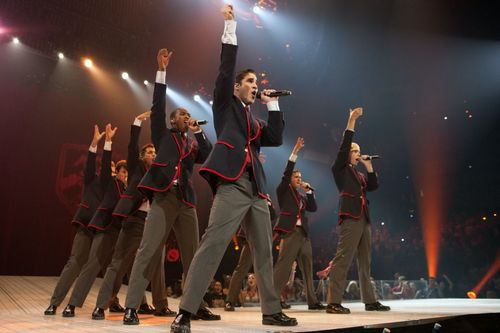 Image result for glee the 3d concert movie