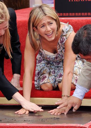 Hand & Footprint Ceremony 07 07 2011