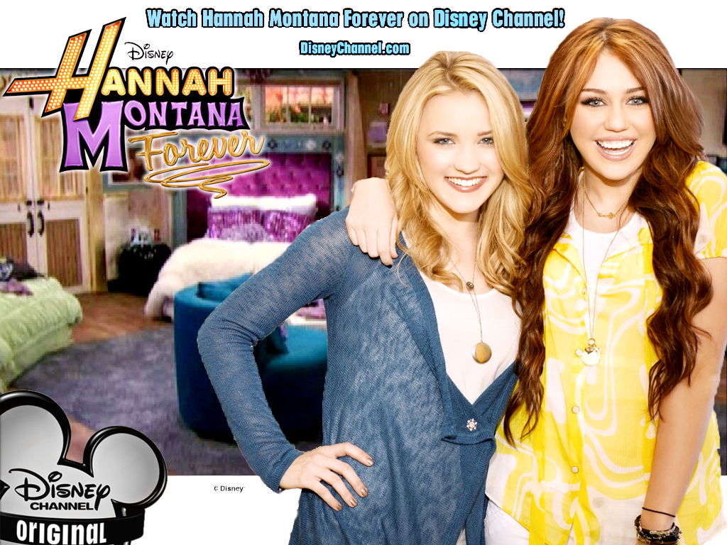 Hannah Montana Season 4 Exclusif Highly Retouched Quality wallpaper 13 by dj(DaVe ...