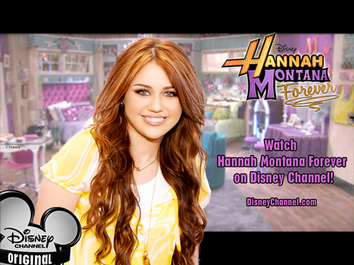 Hannah Montana Season 4 Exclusif Highly Retouched Quality wallpaper 14 oleh dj(DaVe)...!!!