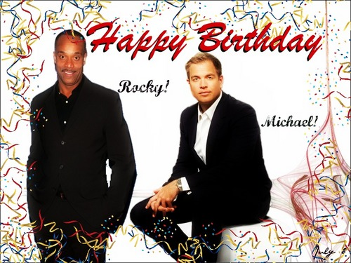 Happy Birthday MW & RC! - ncis Fan Art