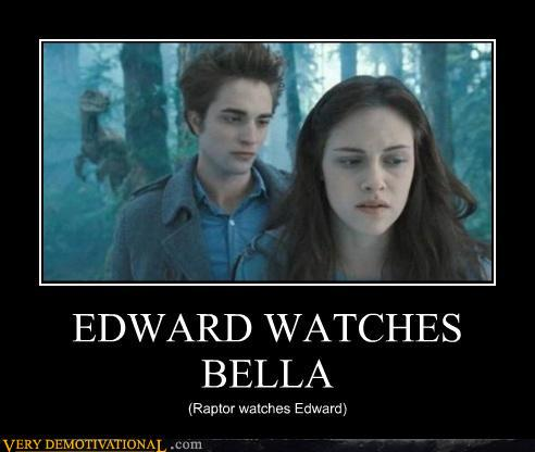 Harry Potter and Twilight Funnies!