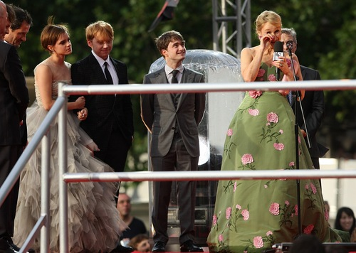 Harry Potter and the Deathly Hallows Part 2 - Лондон Premiere