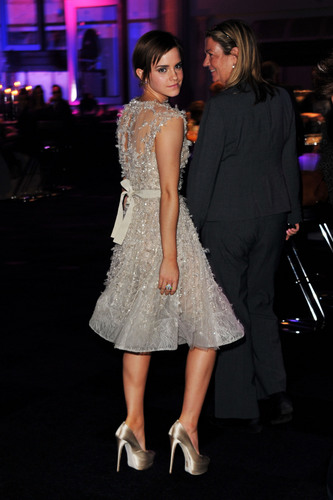 Harry Potter and the Deathly Hallows: Part 2 London premiere,After-Party
