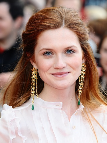 Harry Potter and the Deathly Hallows: Part 2 London premiere - bonnie-wright Photo
