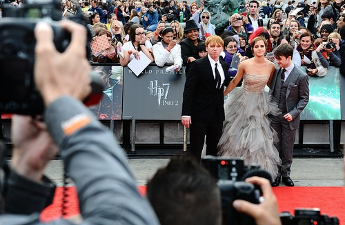 Harry Potter and the Deathly Hallows: Part 2 ロンドン premiere