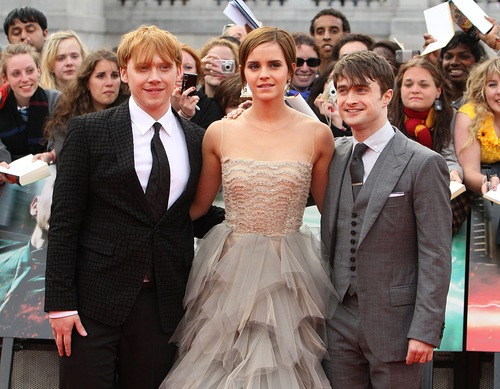Harry Potter and the Deathly Hallows: Part 2 লন্ডন premiere