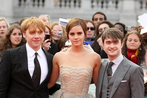 Harry Potter and the Deathly Hallows: Part 2 伦敦 premiere