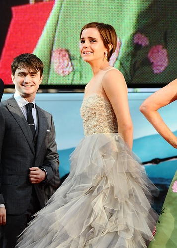 Harry Potter and the Deathly Hallows: Part 2 Londra premiere