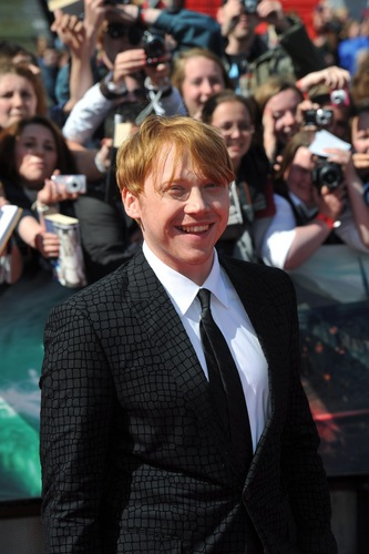 Harry Potter and the Deathly Hallows: Part 2 Londres premiere