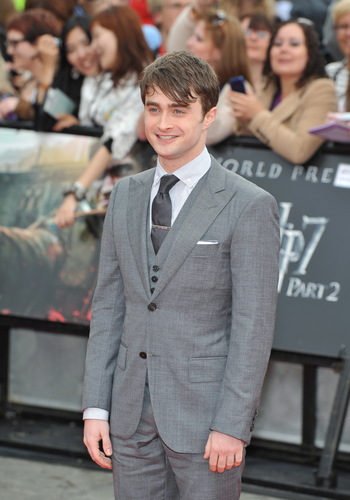 Harry Potter and the Deathly Hallows: Part 2 Лондон premiere