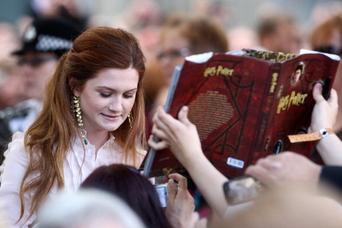 Harry Potter and the Deathly Hallows Part 2 World Premiere