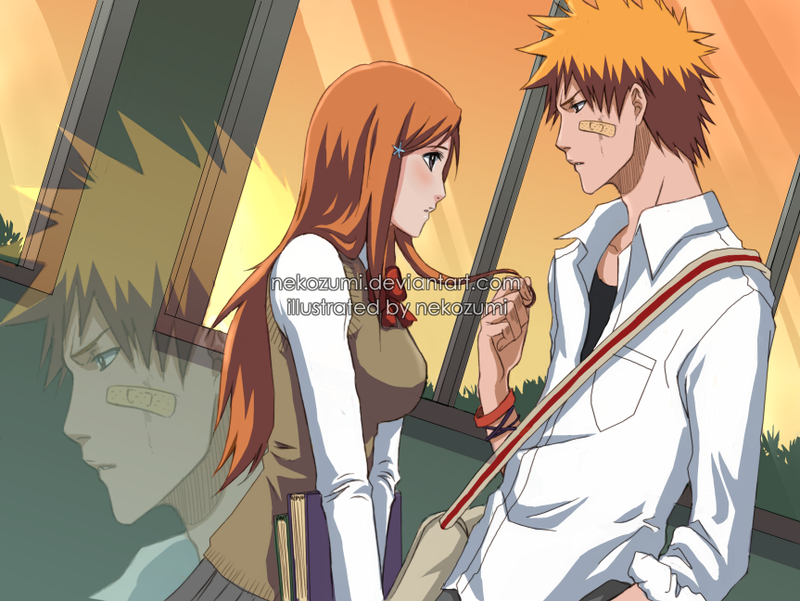 The gallery for --> Naruto And Ichigo Fanfiction