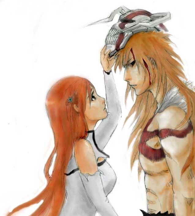 Bleach ichigo and orihime
