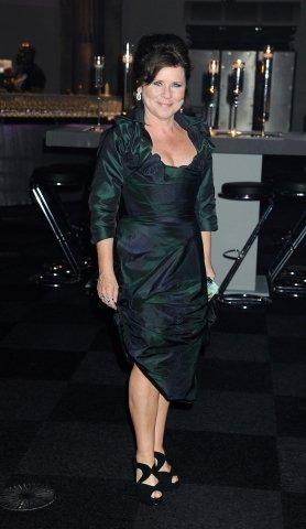 Imelda at DH part 2 Londres premiere