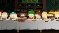It Kinda Looks Like The Last Supper... - south-park screencap