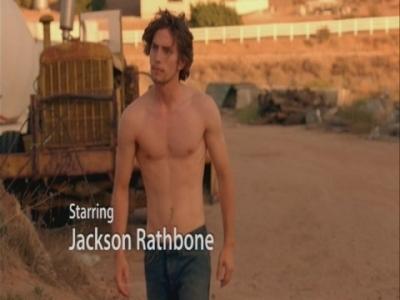 Jackson Rathbone and Jasper Hale
