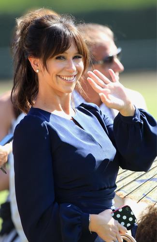 Jennifer Liebe Hewitt At Santa Barbara Polo Match 09 07 2011