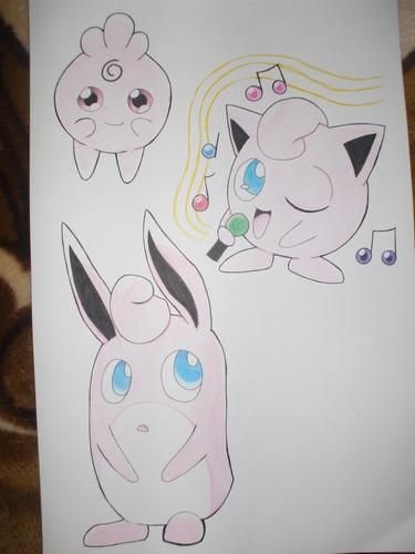 Jigglypuff Evolvtion