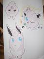 Jigglypuff Evolvtion
