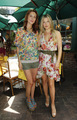 Jo De Mer Lunch Hosted By Alexandra von Furstenberg - ali-larter photo