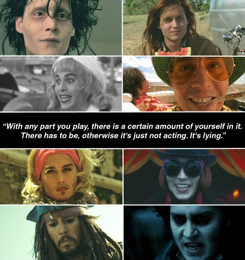 Johnny Depps Movie Characters Images Johnny Depp Characters