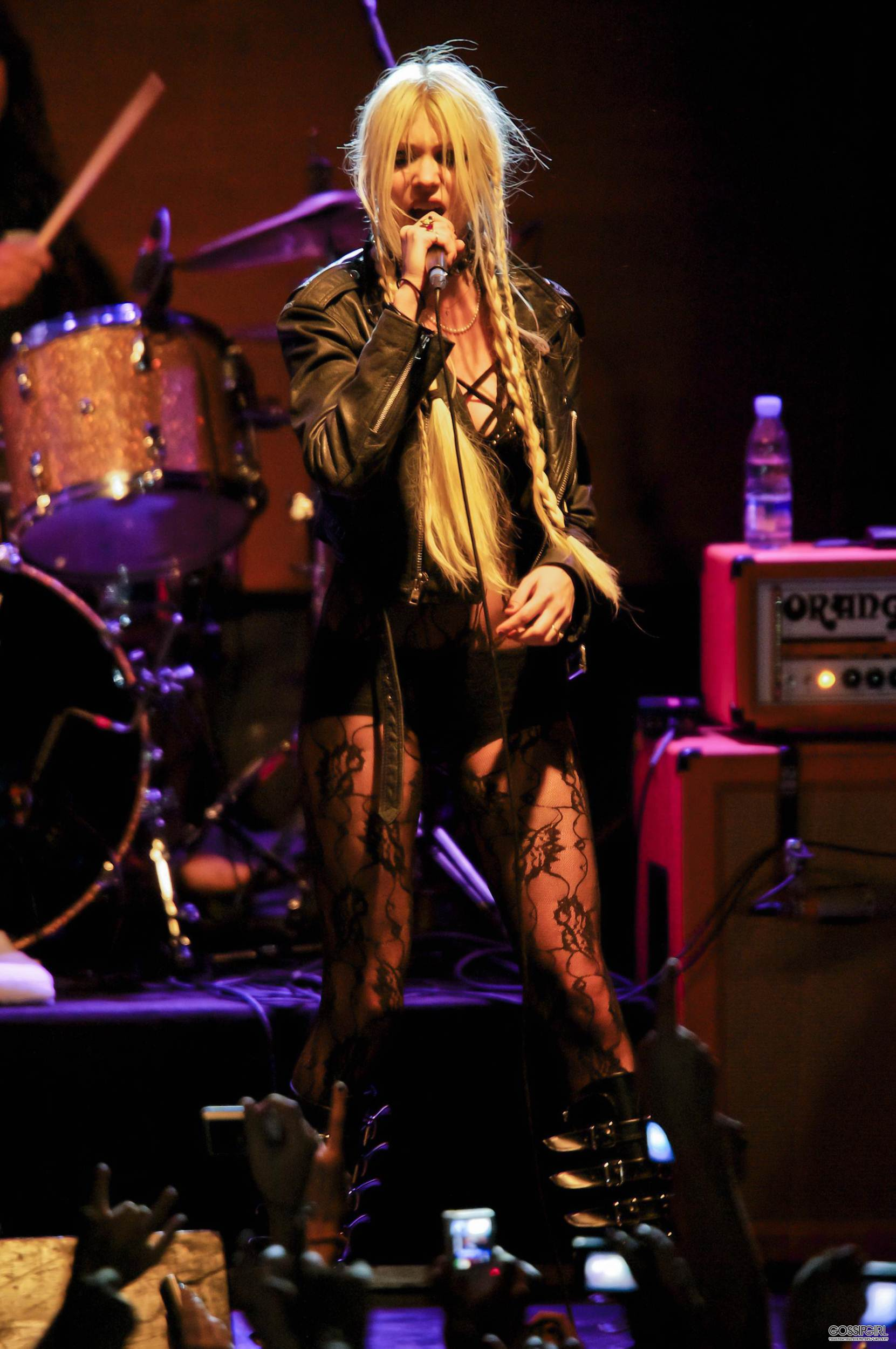 July 7th – The Pretty Reckless Perform in コンサート in Madrid
