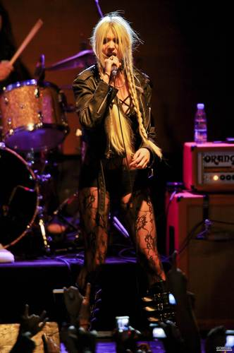 July 7th – The Pretty Reckless Perform in konsiyerto in Madrid